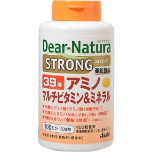 ディアナチュラ ストロング 39種アミノマルチビタミン&ミネラル[300粒]|coconoki