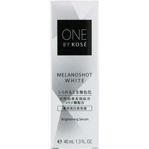 コーセー ONE BY KOSE (メラノショット ホワイト ) 美白美容液 (本体)40mL coconoki