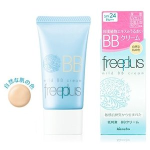 カネボウ 【freeplus】 フリープラス マイルドBBクリーム <保湿クリーム・化粧下地> 自然な肌の色 30g|coconoki