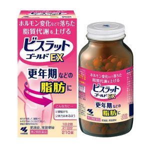 【第2類医薬品】【小林製薬】ビスラットゴールドEX 210錠|coconoki