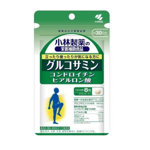 グルコサミン コンドロイチン硫酸 ヒアルロン酸 240粒 【小林製薬】|coconoki