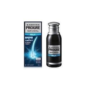 【第3類医薬品】☆使用期限2020年8月 カロヤンプログレ OILY 120ml ※アウトレット品の為、返品・交換・キャンセルはご容赦願います|coconoki