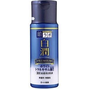 ロート製薬 肌ラボ 白潤プレミアム薬用浸透美白乳液 140ml  |coconoki