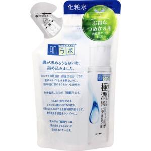 ロート肌研 極潤 ヒアルロン液 つめかえ用 170ml ※取り寄せ品の為お時間いただきます|coconoki