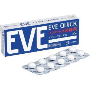 【指定第2類医薬品】イブクイック頭痛薬 20錠 エスエス製薬|coconoki