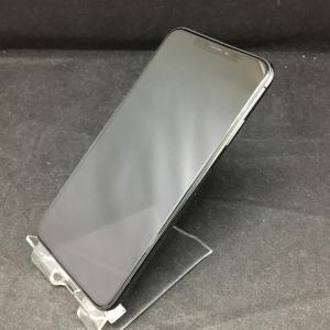 美品 iPhone Apple/au iPhone XS Max 64GB MT6Q2J/A スペー...