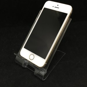 iPhone Apple/au  iPhone SE 128GB MP882J/A ゴールド【C野々市店】 cocoroad
