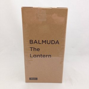 未使用 BALMUDA The Lantern L02A-BK ランタン #2050【富山黒瀬店】