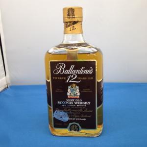 ウイスキー 未開栓 Ballantine's バランタイン 12年 750ml #301【F野々市店】|cocoroad