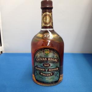ウイスキー 未開栓 CHIVAS REGAL シーバスリーガル 12年 750ml #301【F野々市店】|cocoroad