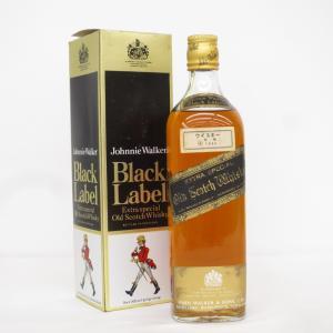 ウイスキー JOHNNIE WALKER ジョニーウォーカー 43度 760ml スコッチ 未開栓 古酒【F野々市店】|cocoroad
