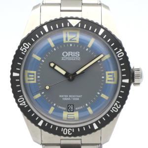 ORIS(オリス)腕時計 ダイバーズ65 733 7707 4065-07 ブルー 自動巻き #20...