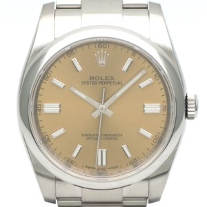 美品 ROLEX(ロレックス)腕時計 オイスターパーペチュアル36 116000 ランダム番 自動巻...
