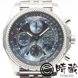 BREITLING(ブライトリング)腕時計 ベントレーGT A133627X/BE63 日本限定モデル ブルーシェル 自動巻き BENTLEY【時蔵】 cocoroad