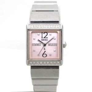 ■商品情報 アイテム:腕時計 ブランド(カナ):セイコー 対象:レディース 素材:ステンレススチール...