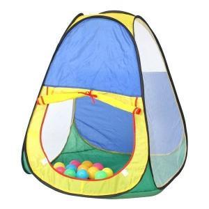 ボールハウス おもちゃ オモチャ 子供用 ベビートイ 12球付き|cocosa