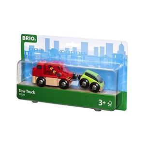 BRIO WORLD 牽引トラック 33528 cocoshopjapanstore