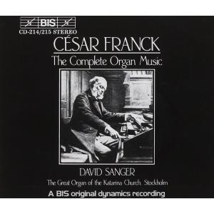 フランク:オルガン作品集 (Franck: The Complete Organ Music) (2CD) [Import]|cocoshopjapanstore