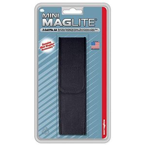MAG-LITE(マグライト) 2AA用ライトケース BK AM2A056R|cocoshopjapanstore