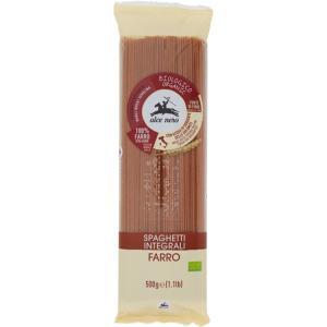 ALCE NERO(アルチェネロ)有機全粒粉スペルト小麦・スパゲッティ 500g cocoshopjapanstore