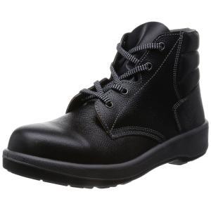 [シモン] 安全靴 編上 7522 メンズ 黒 26|cocoshopjapanstore