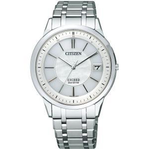 [シチズン]CITIZEN 腕時計 EXCEED エクシード Eco-Drive エコ・ドライブ 電波時計 EBG74-5023 メンズ|cocoshopjapanstore