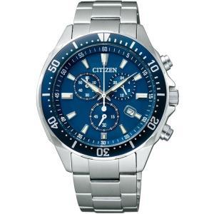 [シチズン]CITIZEN 腕時計 Citizen Collection シチズン コレクション Eco-Drive エコ・ドライブ クロノグラフ ダイバーデザイン VO10-6772F メンズ|cocoshopjapanstore