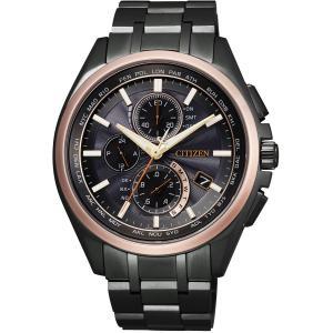 [シチズン]CITIZEN 腕時計 ATTESA アテッサ Eco-Drive エコ・ドライブ 電波時計 100周年記念限定モデル 日中米欧電波受信 AT8046-51E メンズ|cocoshopjapanstore