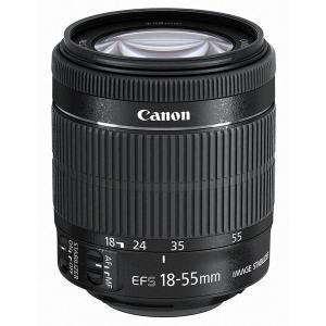 【新品】Canon 標準ズームレンズ EF-S18-55mm F4.0-5.6IS STM APS-C対応|cocoshopjapanstore