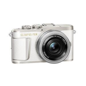 【新品】OLYMPUS ミラーレス一眼カメラ PEN E-PL9 レンズキット ホワイト|cocoshopjapanstore