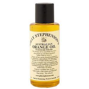 GILLY STEPHENSON オレンジオイル|cocosoundweb