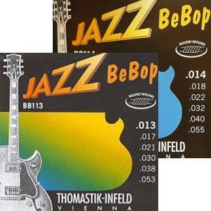 Thomastik-Infeld ラウンド弦 BeBop Series 13-53 14-55|cocosoundweb