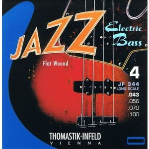 Thomastik-Infeld 4弦ベース用フラットワウンド弦|cocosoundweb
