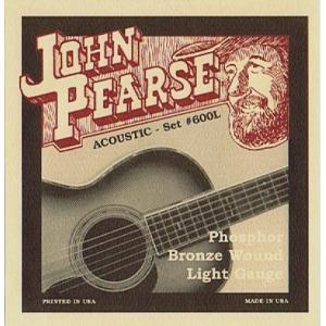 John Pearse フォスファーブロンズ弦|cocosoundweb