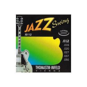 Thomastik-Infeld フラットワウンド弦 Jazz Swing Series|cocosoundweb