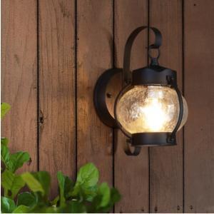 壁掛けライト レトロ ラケットライト ポーチライト 外灯 アンティーク ウォールライト 玄関灯 防水...