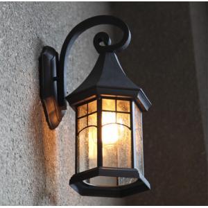商品名:ブラケットライト 玄関照明 マリンランプ 玄関灯 レトロガラス 屋外用 室内も可 おしゃれ ...
