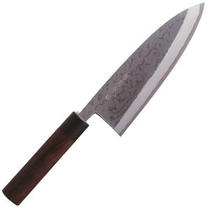 □炭素合金鋼「白鋼(白紙2号)」を採用 □サビには弱いですが、抜群の切れ味と、研ぎやすさ、そしてダマ...