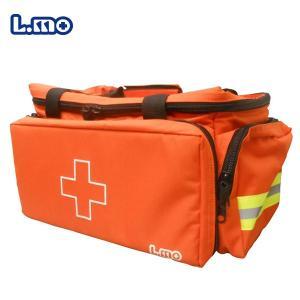 日進医療器株式会社:エルモ救急バッグLサイズ(応急処置用品付き) 781362 セット