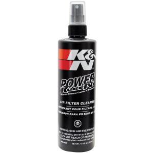 (代引不可)K&N:K&N エアフィルター専用ケミカル フィルタークリーナー スクイーズボトル 355cc メンテナンス 99-0606 cocoterrace