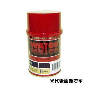【特長】 ・亜麻仁油を主成分に塗装しやすいよう配合された、ワトコシリーズのスタンダード品。 ・調合ブ...