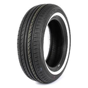 (代引不可)VITOUR:GALAXY R1 (ホワイトリボン) 195/65R15 91H タイヤ 自動車 交換 サマー|cocoterrace