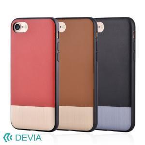 Devia(デヴィア):iPhone7 8 用 NAKED 0.5mmの超極薄のTPUソフトケース rose
