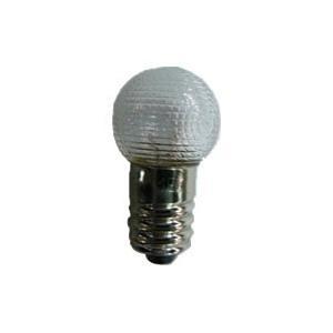 (代引不可)SHIKISHIMA:電球6V-2.4W バラ