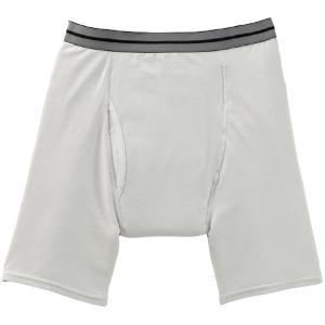 紳士安心快適ボクサーブリーフ 38296 特殊な縫製で横モレしにくい安心タイプ の商品画像|ナビ