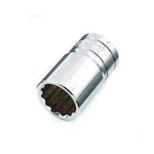 DIN、ANSI基準をクリアした高品質ソケットです。  【用途】 六角ボルト、ナットの締め緩め作業。...