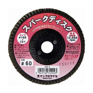柳瀬(ヤナセ):スパークディスク A#60 kan-spa4