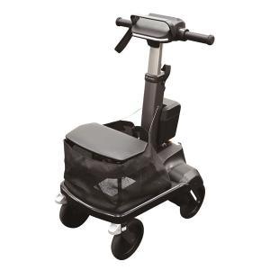 センサーとモータのロボット技術を使った電動アシスト歩行器。 ハンドルを握って歩くだけの簡単操作で上り...