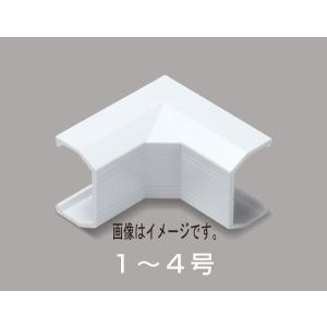 マサル工業:ニュー・エフモール付属品 イリズミ 2号 ミルキーホワイト SFMR23