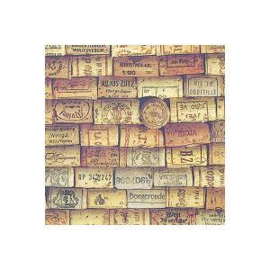 HEIKO(ヘイコー):包装紙 半才 コルク 50枚 002411634 ワイン おしゃれ
